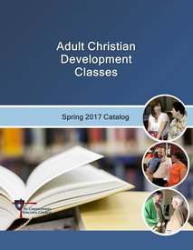 Adult Christian Development Catalog