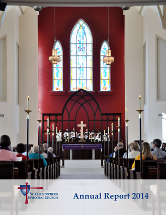 Annual Report St. Christopher's Episcopal Church